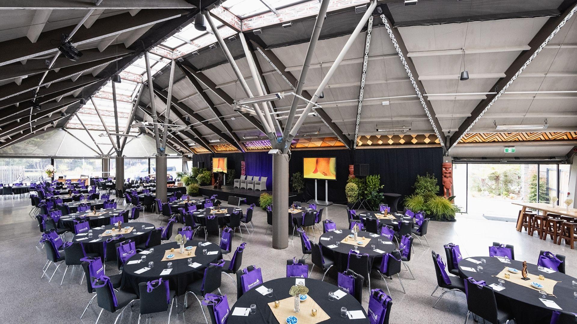 Conference Venue Hire - Te Puia