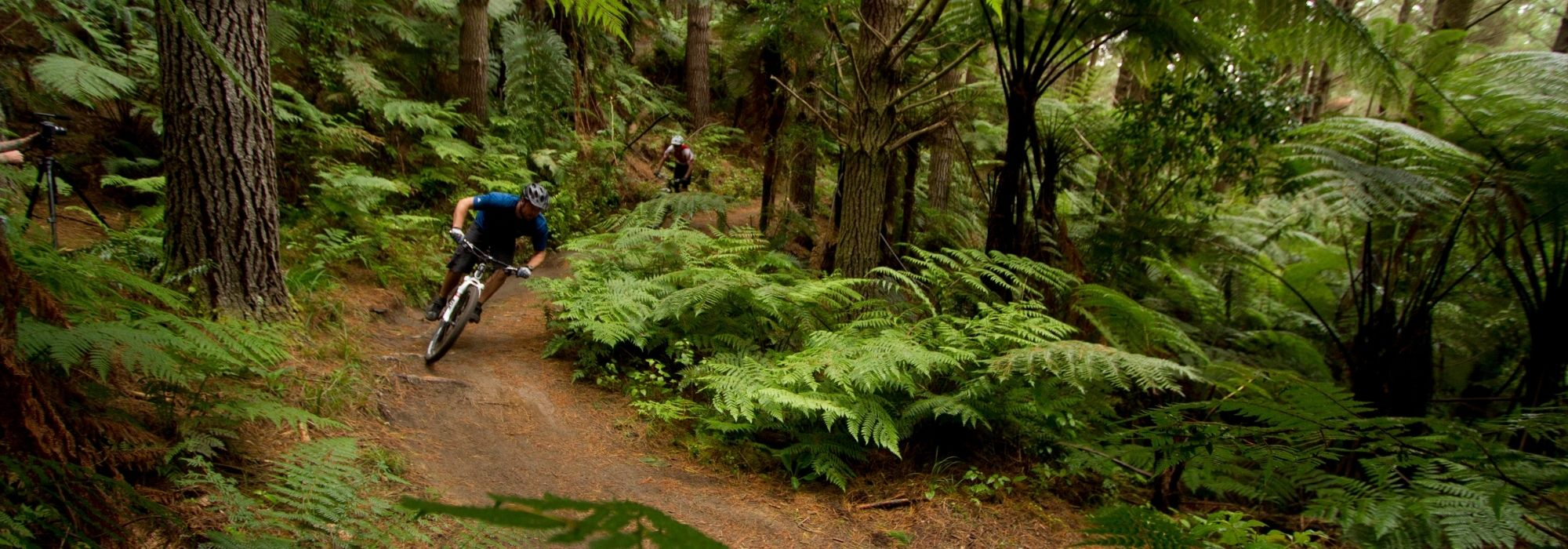 Gear up for a great ride in Rotorua