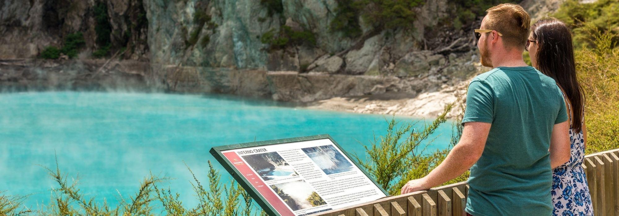 Big fun, tiny footprint: How to have an eco-holiday in Rotorua