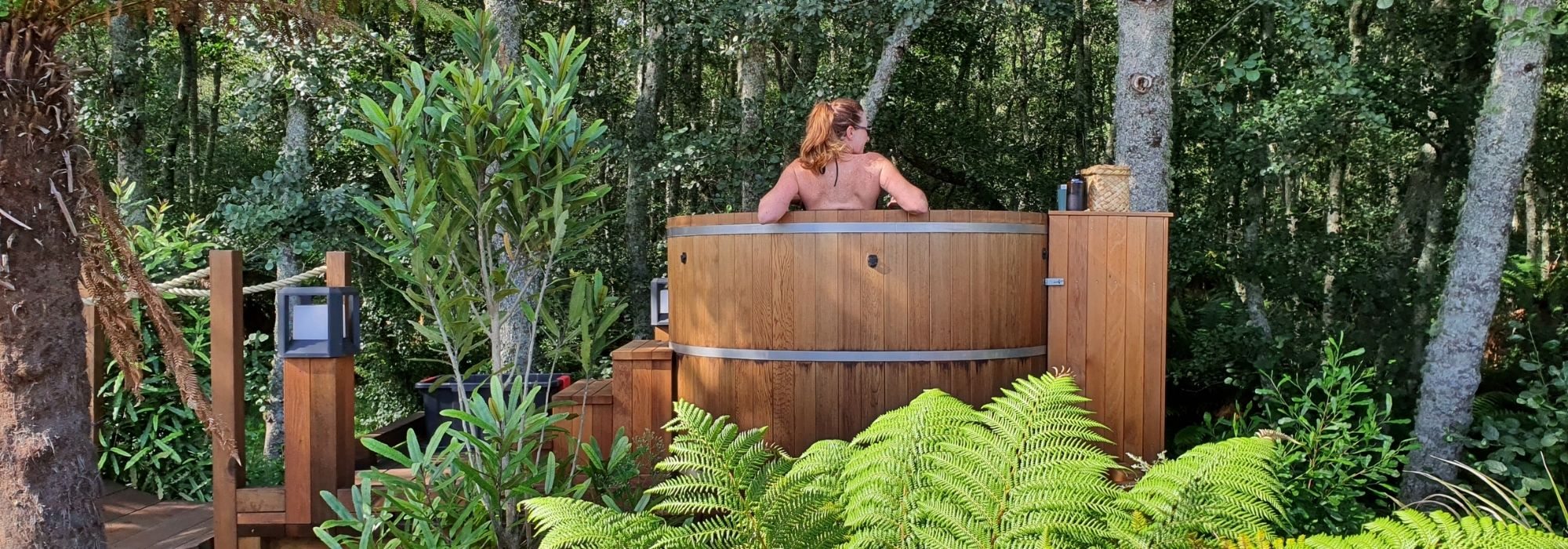 Get yourself into hot water in Rotorua