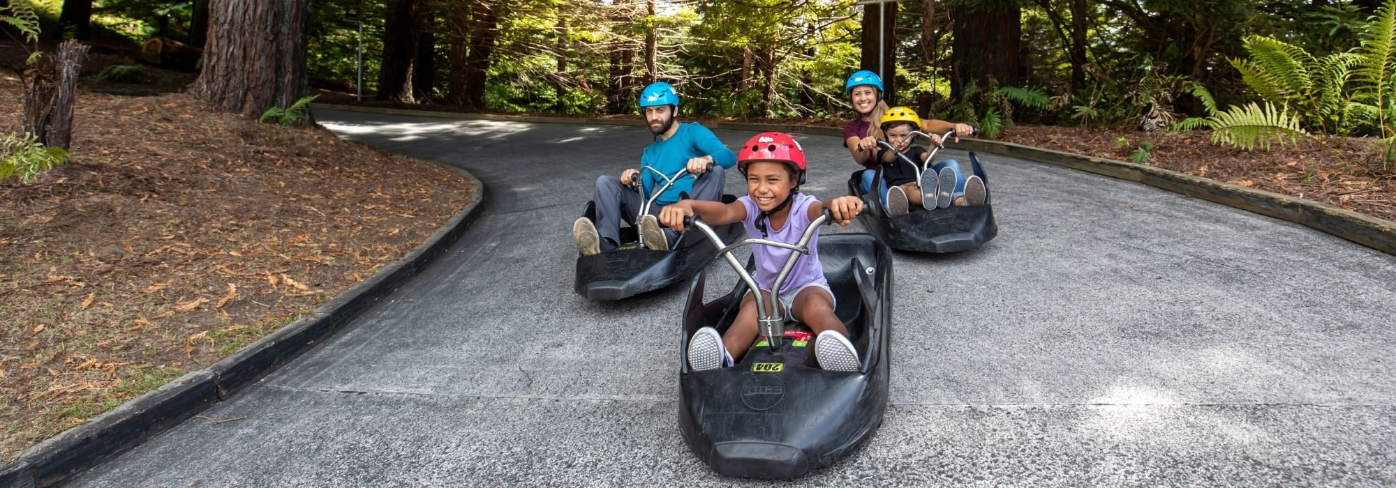 Two-day itinerary ideas for family fun