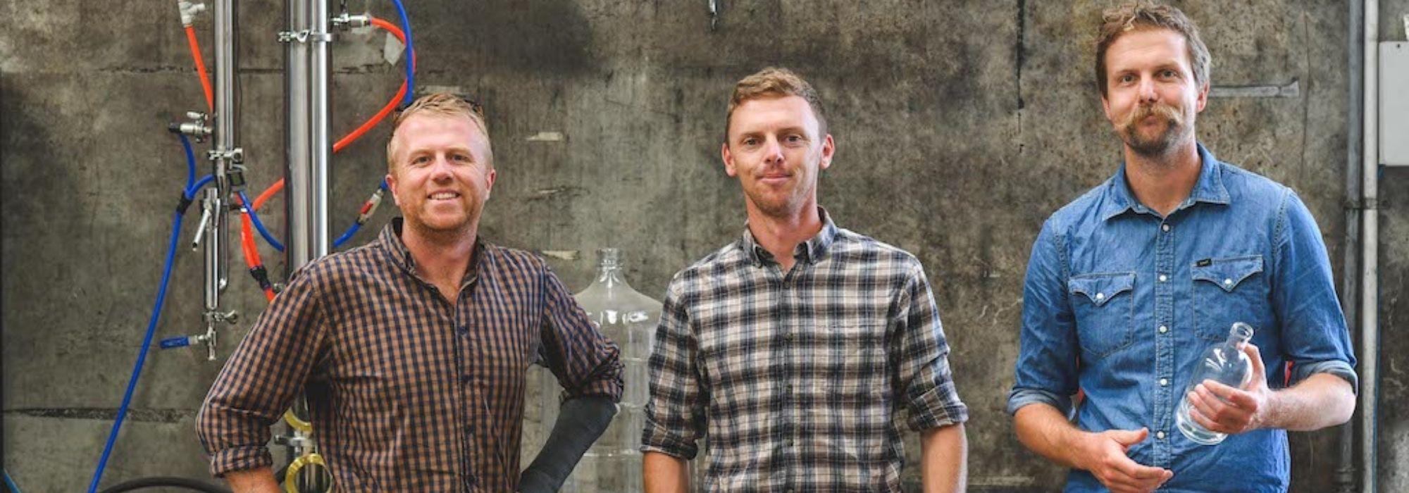 Rotorua first-time gin distillers make it to New Zealand Spirit Awards