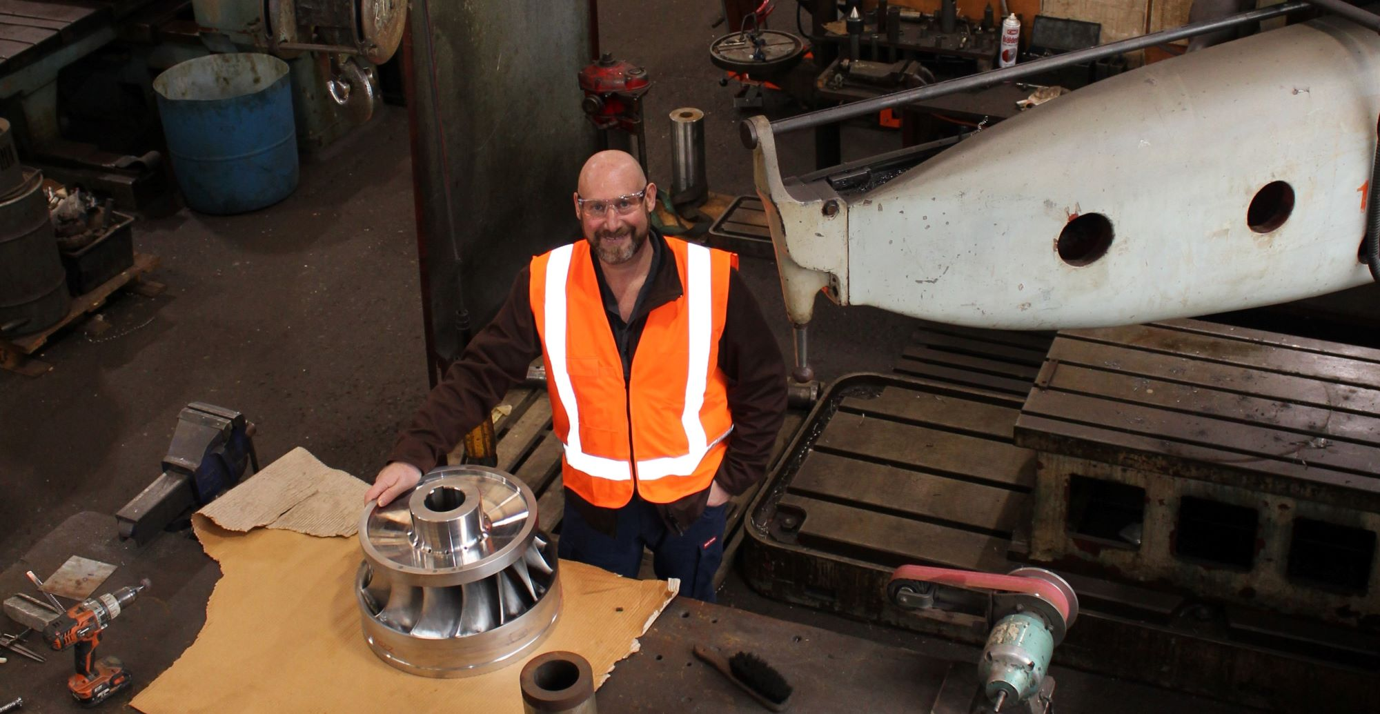 The power of a specialty engineering group in Rotorua